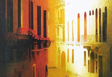 GOLD OF VENICE-1  50 x 110  o.c.