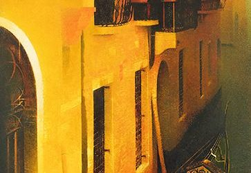 GOLD OF VENICE-2  50 x 110  o.c.