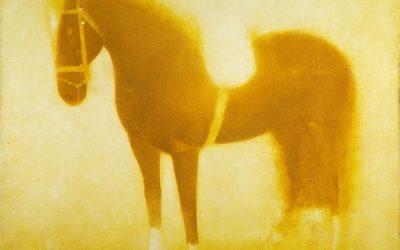GOLDEN HORSE  75 x 80  o.c.